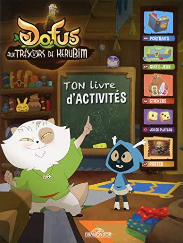 9782821202863: DOFUS - Livre d'Activités