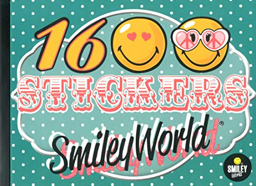 9782821203037: SMILEY - 1 600 stickers 4