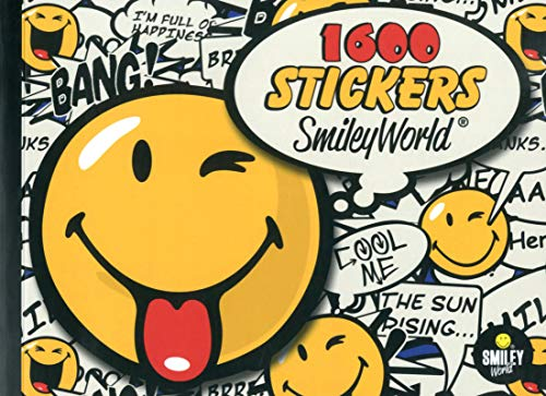 9782821203044: SMILEY 1 600 stickers 5