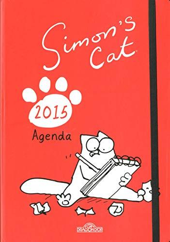 9782821203686: AGENDA ANNUEL SIMON'S CAT