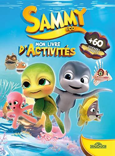 9782821204058: Sammy - Mon livre d'activités