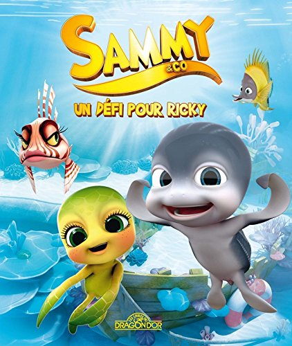 9782821204065: Sammy - Un défi pour Ricky