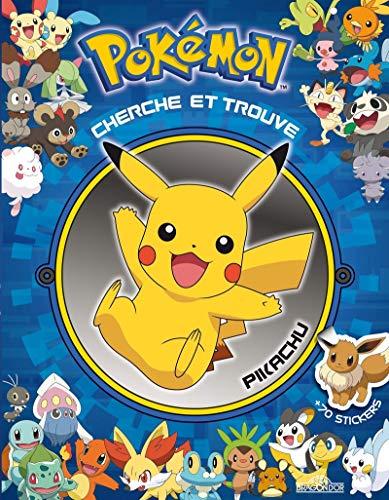 9782821204089: Cherche et Trouve Pikachu