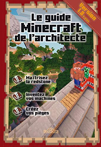 9782821204270: Le guide Minecraft de l'architecte