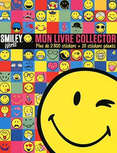 9782821205024: Mon livre collector Smiley