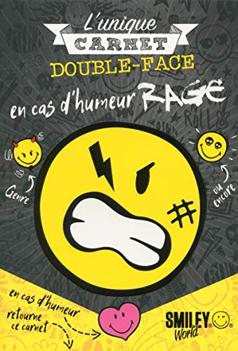 L'unique carnet double-face: Smileyworld