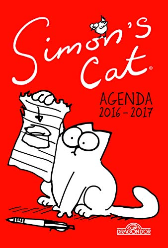 9782821206076: Agenda Simon's Cat 2016-2017