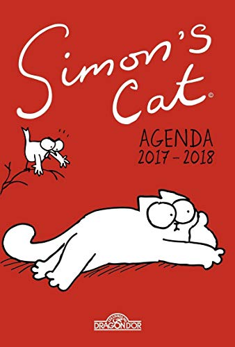 9782821207974: Agenda Simon's cat 2017-2018