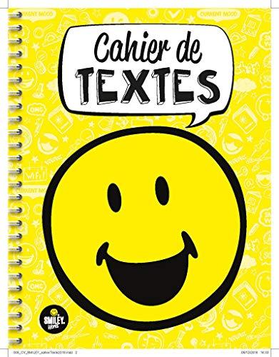 9782821210752: Smiley - Cahier de textes 2019-2020