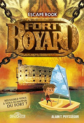 9782821210943: Fort Boyard - Escape Book