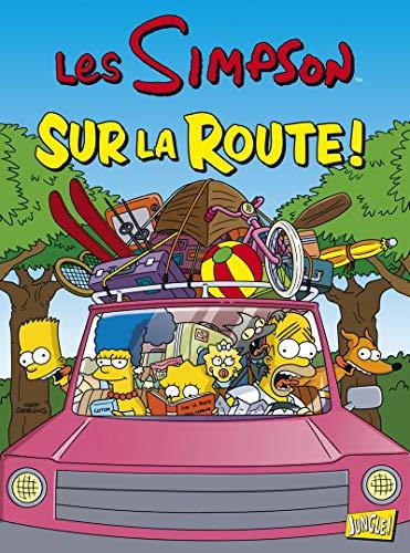9782822202671: Les Simpson - tome 22 Sur la route ! (22)