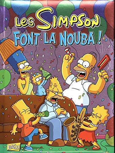 9782822204569: Les Simpson - Spécial Noël, Tome 4 :