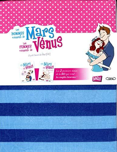 Coffret Mars & Venus en tissus: Jif, Paul Dewandre