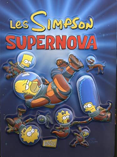 9782822209403: Les Simpson - tome 25 Supernova - Edition collector (25)