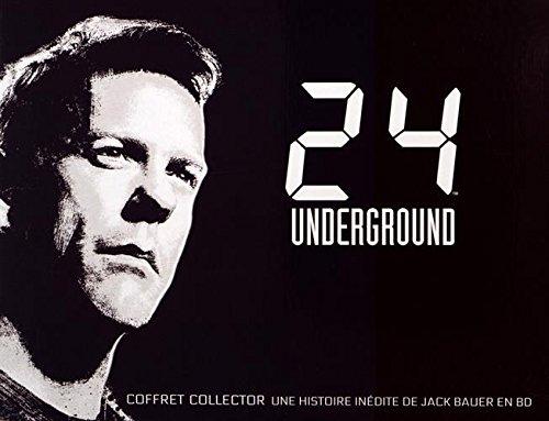 9782822209625: 24 Underground : Coffret en 2 volumes