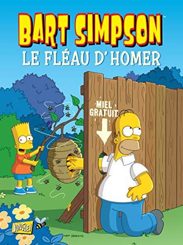 9782822210959: Bart Simpson, Tome 9 : Le fléau d'Homer