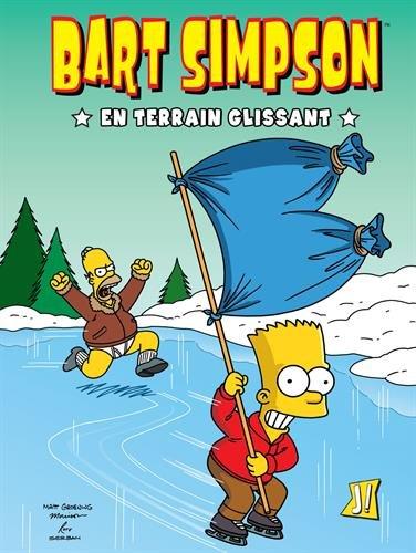 9782822211031: Bart Simpson, Tome 2 : En terrain glissant
