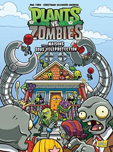 9782822233668: Plants vs Zombies, Tome 15 : Maisons sous végéprotection
