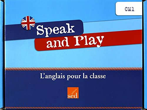 9782822301107: Speak and Play du CP au CM2 : L'anglais pour la classe, 5 volumes (5Cédérom)