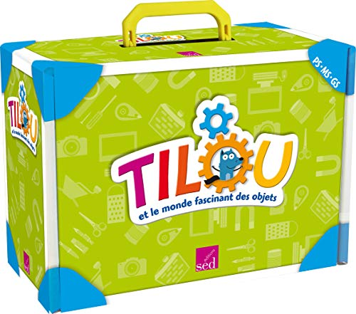 9782822301930: Tilou et le Monde Fascinant des Objets-Mallette Complete