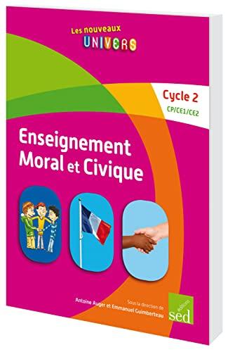 9782822301992: Education morale et civique Cycle 2 CP-CE1-CE2 : 15 livres + fichier ressource (1Cédérom)
