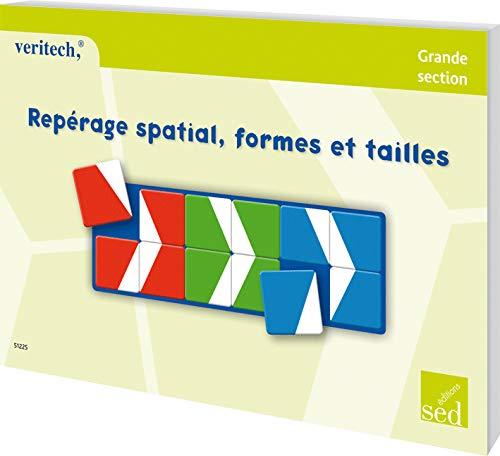 9782822305327: Veritech - Reperage Spatial, Formes et Tailles Gs