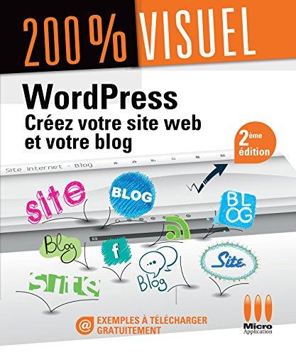 9782822404006: Créez votre site web et blog 2EME: Exemples à télécharger gratuitement