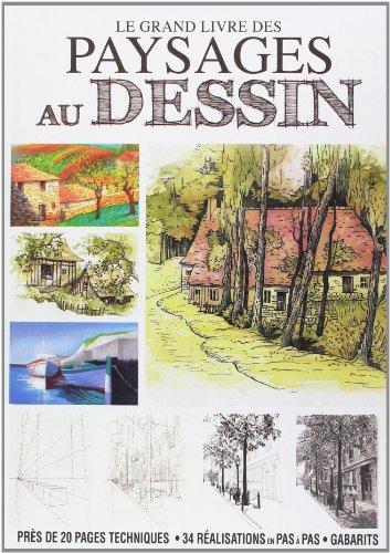 9782822600712: Le grand livre des paysages au dessin