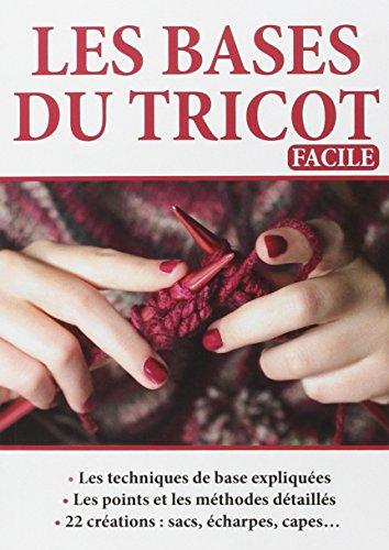 9782822603461: Les bases du tricot facile