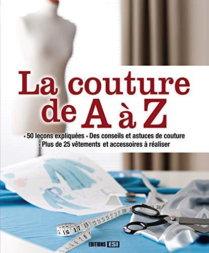 9782822604192: la couture de A à Z