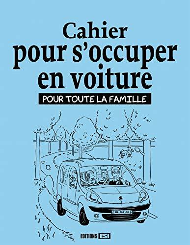 S'occuper en voiture pour toute la famille: Virginie Poussin