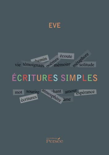 9782823102338: Ecritures simples