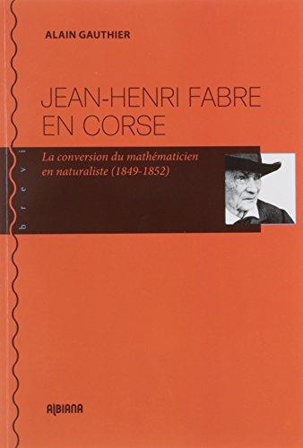 9782824107042: Jean-Henri Fabre en Corse
