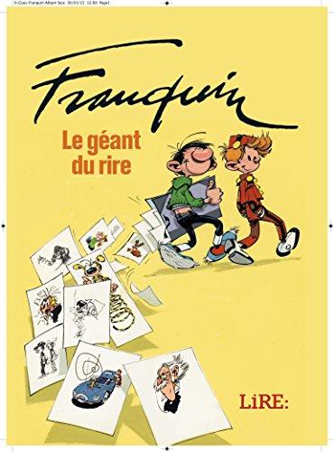 9782824400495: Franquin, le G�ant du Rire - Lire Hors-s�rie