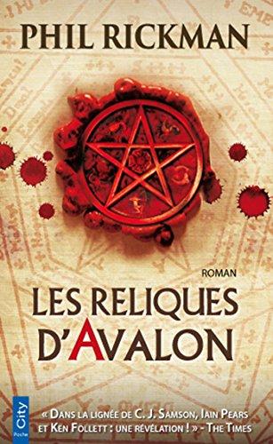 9782824602929: Les reliques d'Avalon
