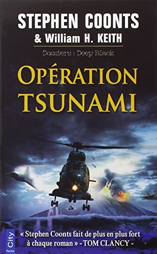 9782824603810: Opération tsunami