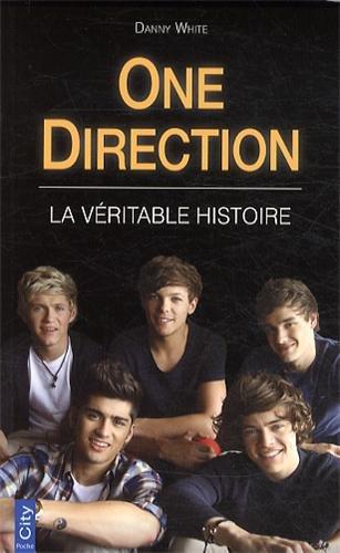 ONE DIRECTION : LA VÉRITABLE HISTOIRE: WHITE DANNY