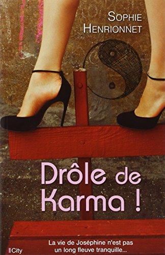 DRÔLE DE KARMA ! (PLAR): HENRIONNET SOPHIE