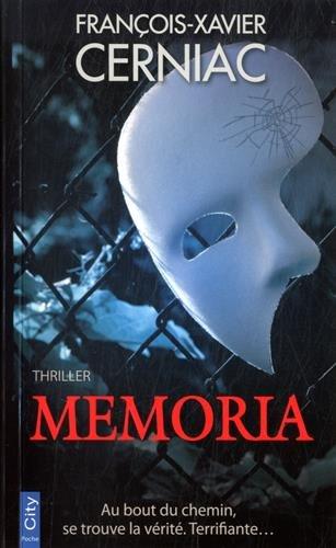 9782824605173: Memoria