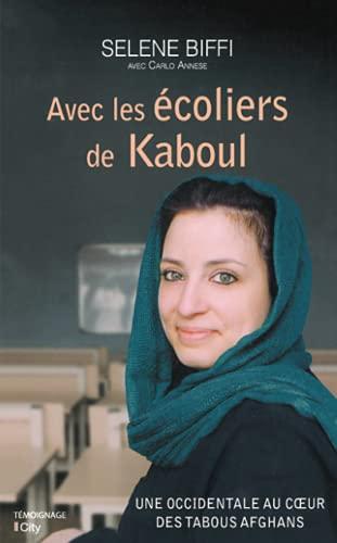 9782824605432: Avec les �coliers de Kaboul