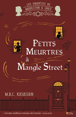 PETITS MEURTRES À MANGLE STREET: COLLECTIF
