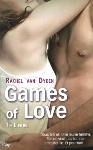 9782824606392: Games of Love, Tome 1 : L'enjeu