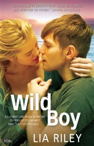 WILD BOY: RILEY LIA