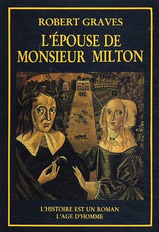 9782825100790: L'Epouse de monsieur Milton
