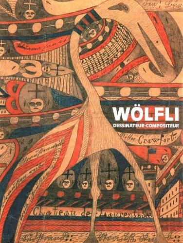 9782825102053: Wölfli : Dessinateur-compositeur