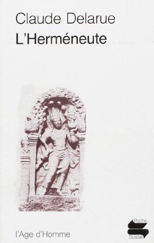 9782825102398: L'Herméneute, ou, Le livre de cristal