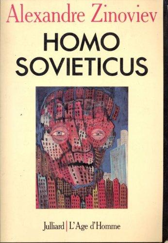 9782825103432: Homo Sovieticus (L'Age d'Homme)