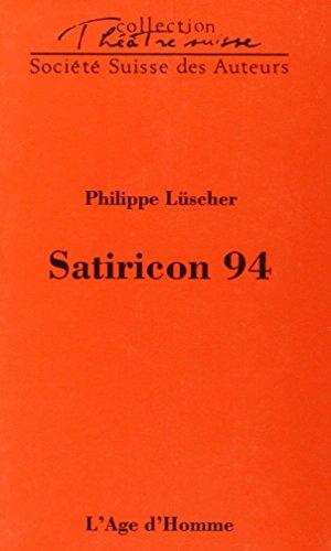 Satiricon 94: Luescher Philippe