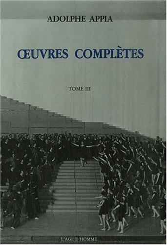 9782825108994: Oeuvres compl�tes : Tome 3 (L'Age d'Homme)