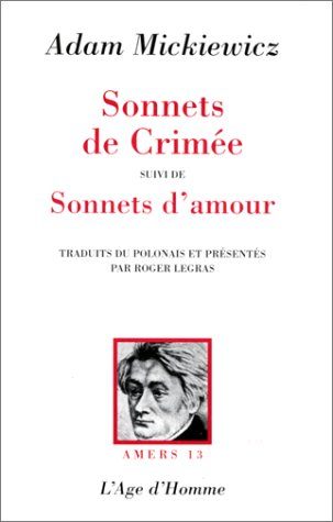 9782825112281: Les Sonnets de Crimée